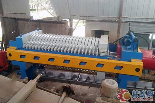 污泥脱水机的工业应用